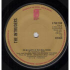 "INTRUDERS (70'S GROUP) To Be Happy Is The Real Thing 7"" VINYL Solid Centre Lab"