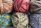 Opal Sock Yarn 4 ply 100g One ball knits a pair of socks! Many shades available