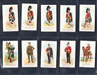 Cigarette card. Wills Scissors Types Of The British Army - choose your card
