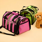 Dog Cat Pet Carry Carrier Kennel Puppy Cage Travel Bag S/M/L 5 Colors Portable