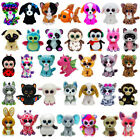 "6"" Ty Beanie Boos Big Eyes Soft Toys Stuffed Animals Plush Dolls Teddy Unicorn"