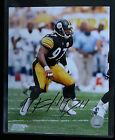 Kendrell Bell #97 Pittsburgh Steelers autographed 8x10 Photo -w/COA priv signing