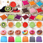 Tie On Chair Cushion Seat Pads Garden Dining Kitchen Office Soft Patio Pillow