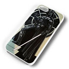 CLASSIC DARTH VADER RUBBER PHONE CASE COVER FITS IPHONE 4 5 6 7 (#WR)