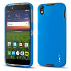 J&D Alcatel Idol 4 [Slim Cushion] Jelly Protective Cover Case
