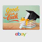 eBay Digital Gift Card - Graduation Good Luck -  Fast Email Delivery