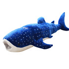 Giant  Blue Whale  Plush Stuffed Sea Animal Toy Soft Toys Christams Gift  Boys