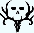 BONE COLLECTOR IMAGE  Vinyl / Decal   U Pick Size & Color (23 different)
