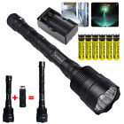48000LM Police Tactical CREE XM-L 3x T6 LED 5 Modes 18650 Flashlight Torch Lamp3