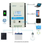 EPEVER Tracer 20A 30A 40A MPPT Solar Charge Controller or MT50 From EPsolar