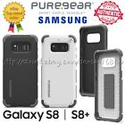 PureGear Dualtek Extreme Impact Case For Samsung Galaxy S8 / S8+ Black, White