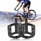Mountain Bike Pedals Flat Platform Aluminum Alloy Sealed Bearing Pedals Bicycle
