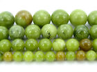 Natural Sinkiang Jade Gemstone Round Spacer Beads 15'' 4mm 6mm 8mm 10mm 12mm