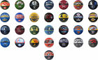 Spalding NBA Courtside Team Outdoor Rubber Basketball, 26 Styles on eBay