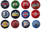 Spalding NBA Mini Primary Team Outdoor Rubber Basketball, 28 Styles