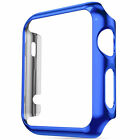 Body Case Cover + Screen Protector For Apple Watch Series 3/2/1 38/42mm -Lot