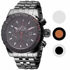 GV2 By Gevril Men's Octopus Chronograph Limited Edition Stainless Steel Watch
