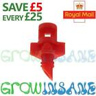 Garden &amp; Micro Irrigation Watering System Connectors 13mm 4mm DIY - Multi Item <br/> &pound;5 OFF EVERY &pound;25 - Best price on Ebay!