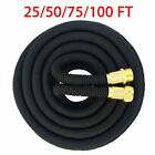 Kyпить Latex Deluxe 25 50 75 100 Ft 3X Durable Expandable Flexible Garden Water Hose US на еВаy.соm
