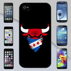 Chicago Bulls NBA City Flag Bandana for iPhone & Galaxy Case Cover