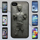 Star Wars Han Solo Carbonite for iPhone & Galaxy Case Cover (2D) $9.97 USD