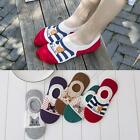 10 Pairs Womens  Invisible No Show Nonslip Liner Low Cut Cotton Boat Socks