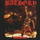 New Bathory Hammerheart Album Cover Black Metal Shirt (SML-2XL) badhabitmerch