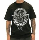 SULLEN TIME WILL TELL REAPER BIKER TATTOO ART MENS BLACK T SHIRT M-2XL NEW