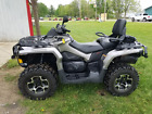 2013 Can AM Outlander 1000 XT Low Miles and Power Steering