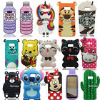 3D Cartoon Soft Silicone Phone Back Case Cover Skin For Samsung Galaxy S8 S8Plus