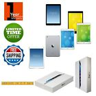 New iPad Air 1/2 16GB/32GB/64GB/128GB Wi-Fi+4G 9.7in Tablet (Latest Model)