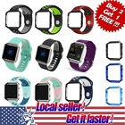 Внешний вид - For Fitbit Blaze Watch Replaces Silicone Rubber Band Sport Watch Band Strap