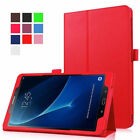 "Leather Stand Flip Cover Case For Samsung Galaxy Tab S3 9.7"" Inch T820 T825"
