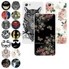 "Soft TPU Case Cover For Elephone S7 5.5"" Superman Batman Butterfly Windbell Owl"