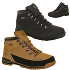 MENS WORK BOOTS ANKLE HIGH  LACE UP GROUNDWORK SAFETY STEEL TOE CAP SHOES FREE P