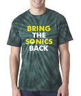 "Tie-Dye Seattle Supersonics ""Bring Back The Sonics""  jersey T-Shirt  Shirt on eBay"