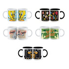 Funky Retro Mugs. Looney Tunes Great Gifts Retro Television Cartoon Characters
