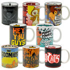 Funky Retro Mugs - DANGER MOUSE - THUNDERCATS - GOONIES - RETRO TELEVISION