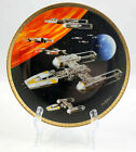 Vintage Star Wars Hamilton and Morgan Collector Plates - BUILD YOUR OWN LOT $20.0 USD on eBay