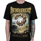 Devourment - Unleash The Carnivore - T-Shirt