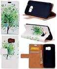 For BQ Aquaris X Pro X PU Leather Tower Card Slot Stand Wallet Flip Cover Case