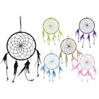 "6.5"" DREAM CATCHER BEAUTIFUL STUNNING DREAMCATCHER FEATHERS COLOURS BEADS PRETTY"
