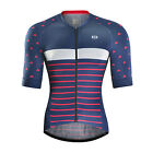 2017 Super Light Cycling Jersey Mens PRO Summit Bike Jersey Bicycle Top Blue