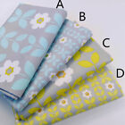 160cm*50cm flower patchwork fabric crafts material sewing tissue cotton fabric
