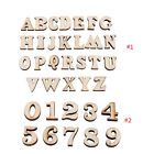 200pcs Wooden Alphabet Letters Numbers Kids Early Education Toys DIY Decors Wood