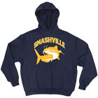 "Nashville Predators Smashville ""Catfish"" Jersey shirt Hooded SWEATSHIRT"