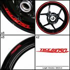 Triumph Tiger 1050 Motorcycle Sticker Decal Graphic kit SPKFP1TR015 $119.73 CAD on eBay
