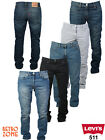 LEVIS 511 JEANS-VINTAGE SLIM FIT RIVETED DENIM 28 in. to 40 in