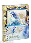 Disney Cinderella Stationery Gift Set - Choice of 2 Styles - Binder- Pencil Case
