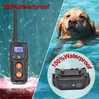 Remote &Waterproof Dog Training Shock Collar with Tone Vibration